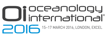 Oceanology International 2016 logo